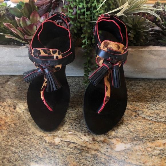 Zara size 36 sandal